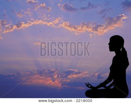 Meditación de la mañana