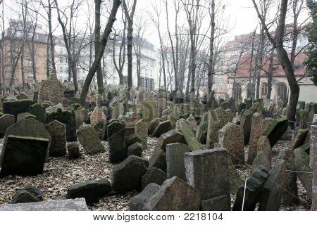 Old Jewish Cemetery Prague