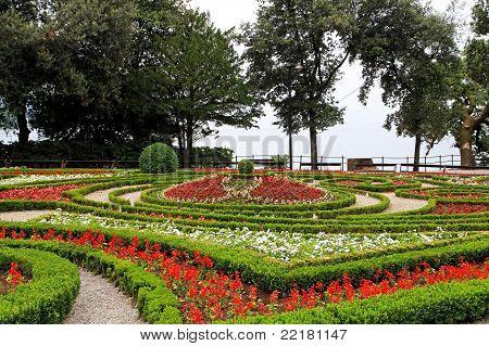 Opatija Flower Park