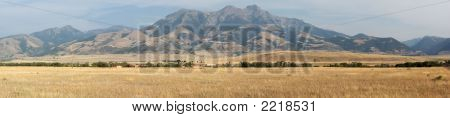 Mountains. Panorama