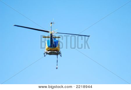 Helicopter Air Support
