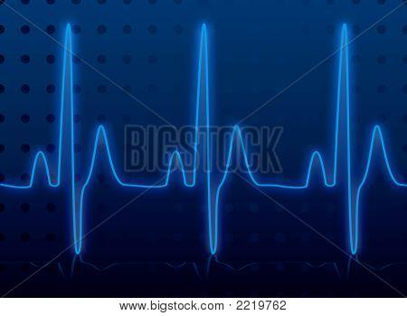 Brilho de batimento cardíaco