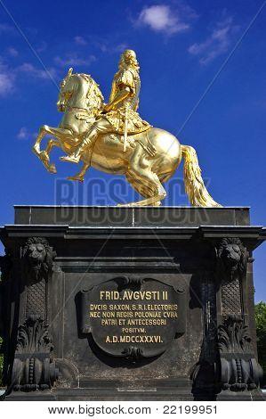 The Goldener Reiter