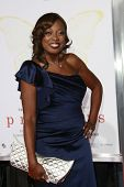 LOS ANGELES - NOV 1: Star Jones at the screening of 'Precious: Based On The Novel 'PUSH' By Sapphire