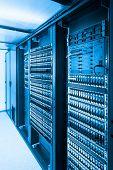 server room and data center poster