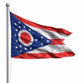 Flag Of Ohio