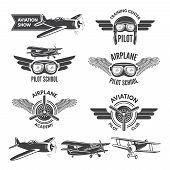 aviation poster