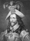 foto of courtier  - George Clifford  - JPG