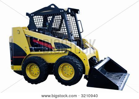 Bobcat Skid Loader Tractor Equipment
