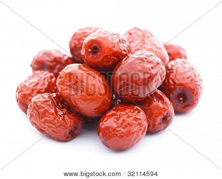 dried jujube fruits, chinese herbal medicine