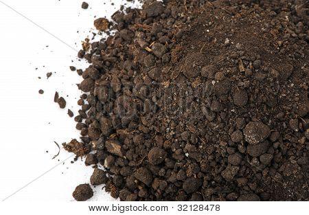Heap Dirt The Top View