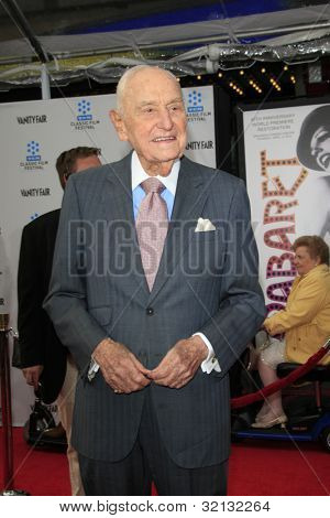 LOS ANGELES - APR 12:  A C Lyles arrives at the TCM 40th Anniv of