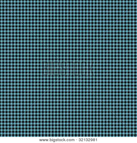 Black & Blue Checker Plaid Paper