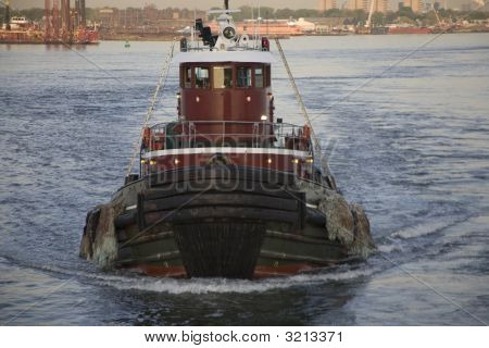 Tugboat Close