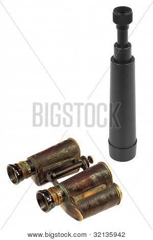 Binoculars And Telescopes
