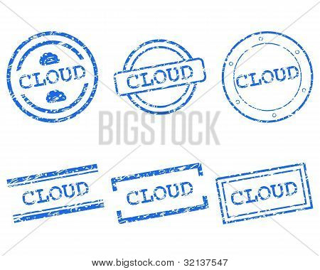 Cloud Stamp