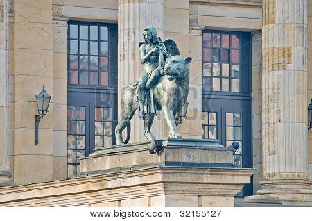 The Konzerthaus At Berlin, Germany