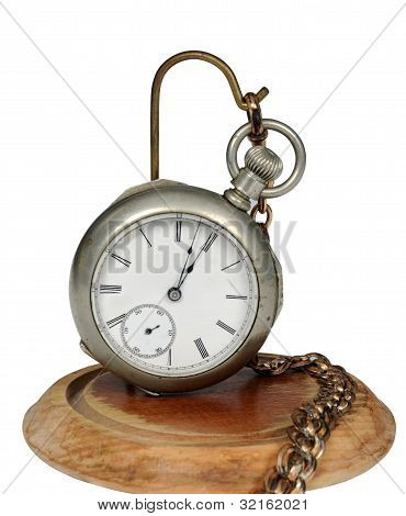 Vintage Railroad Pocketwatch