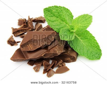 Chocolate e menta