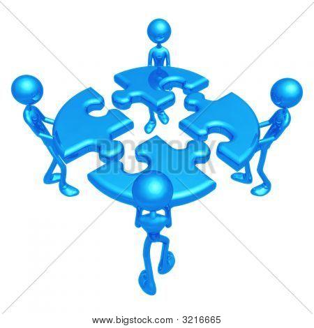Cooperation Puzzle