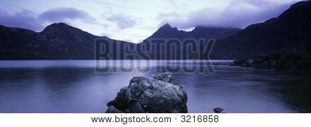 Dove Lake und Cradle Mountain Tasmanien