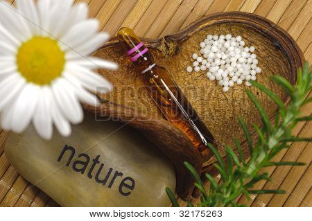 homeopathy and globules