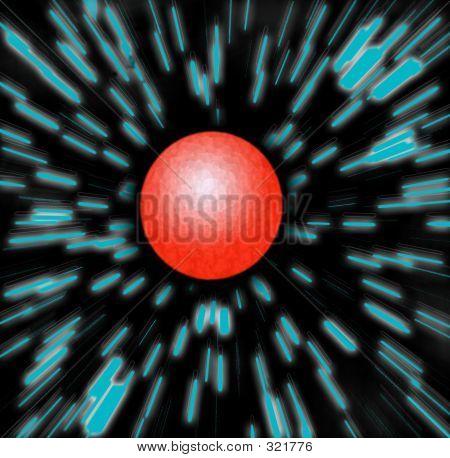 Orange Planet blue Zoom Sternen bewertet