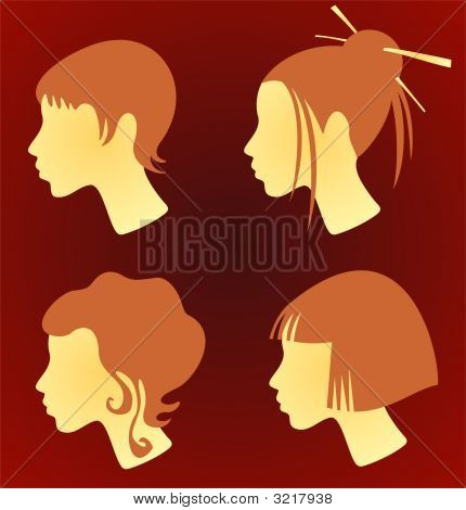 Female Hairdresses