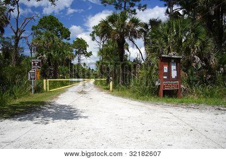 Everglades Trailhead