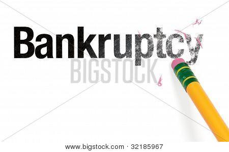 Erasing Bankruptcy