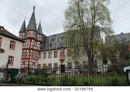 Museum in Rudesheim Germany,