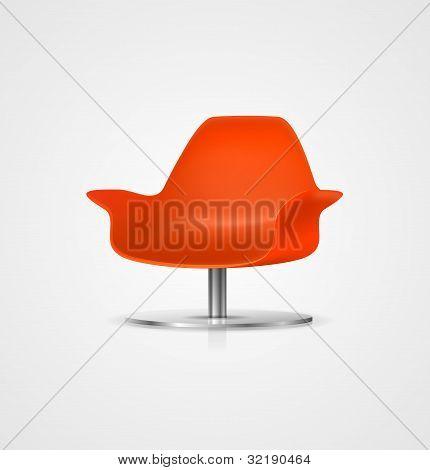 Vector Plastic Chair