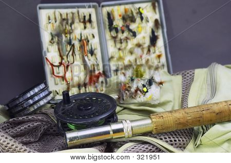 Fly Fishing Supplies Ii