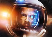 pic of spaceman  - Future Scientific Astronaut - JPG
