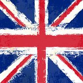 picture of british culture  - Union Jack illustration the fl - JPG