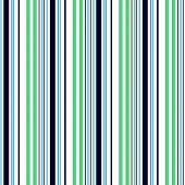 Stripe Pattern With Navy Blue, Green And White Colors Vertical Parallel Stripes.vector Stripe Patter poster