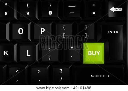 3d buy key and keyboard