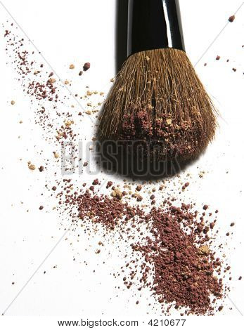 Makeup And Brush