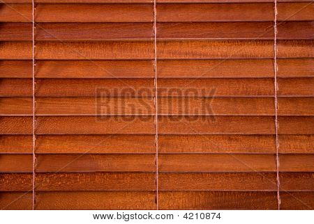 Wooden Jalousie