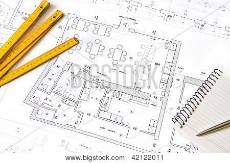 Architectural Drawing, Objects