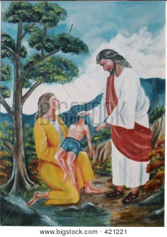 Jesus- The Great Physician