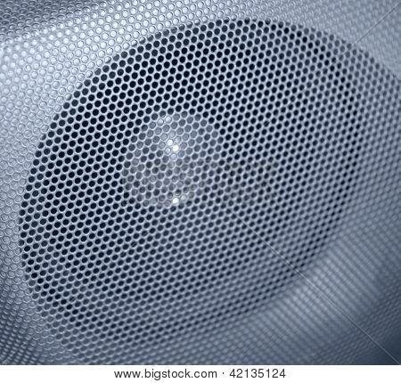 Grilled Speaker Detail