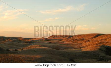 Praire Landschaft