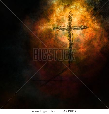 Grungy Cross