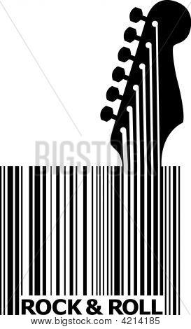 Gitarre Upc