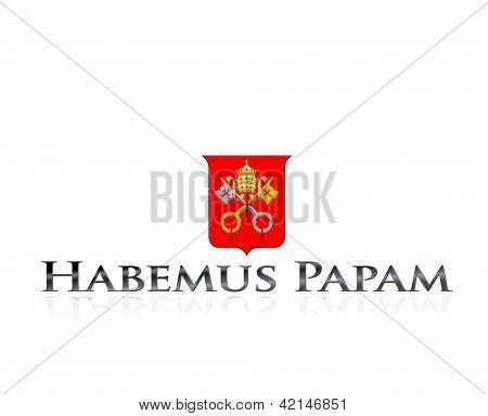 Habemus Papam.