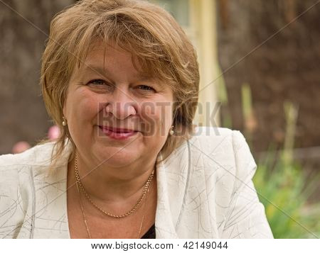 Middle-aged Woman