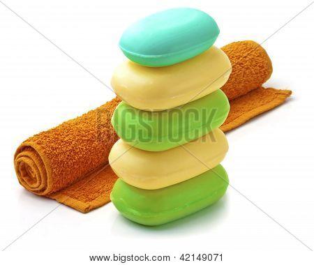 Soap Bars.