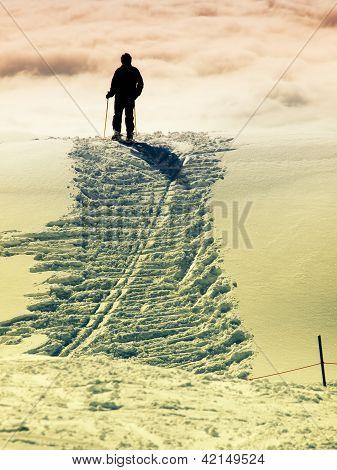Snow Trace