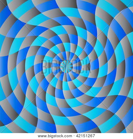 Abstract Blue-gray Shading Background
